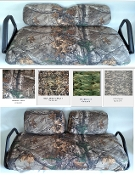 CAMO - EZGO/Club Car/Yamaha -Waterproof Cordura®   FREE SHIPPING